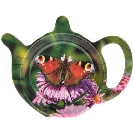 Butterfly Tea Bag Tidy